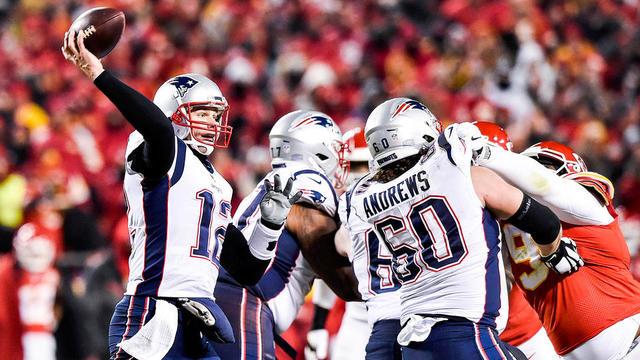 Tom Brady va tenter d'offrir un sixième sacre aux Patriots.