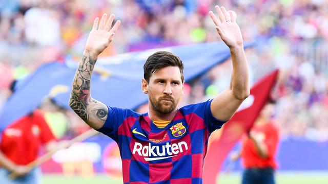 En 2019, Lionel Messi a remporté un 10e championnat d'Espagne et un 6e soulier d'or européen.