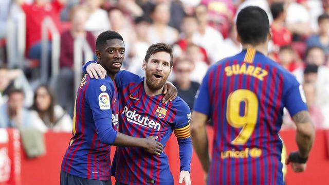 Lionel Messi appelle Ousmane Dembélé à davantage de professionnalisme.