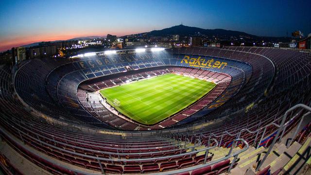 Le Clasico est programmé le 26 octobre au Camp Nou.