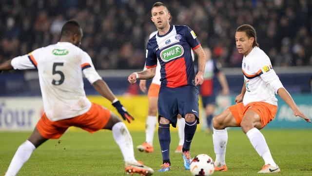 Jérémy Ménez était titulaire en attaque.