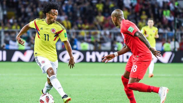 Le match entre la Colombie et l'Angleterre a été l'un des pires de ce Mondial.