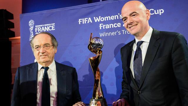 Coupe Du Monde Feminine 2019 Calendrier Stade.Le Calendrier De La Coupe Du Monde Feminine 2019 Www Cnews Fr