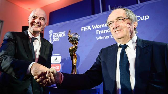 Le pays hôte, qui succèdera à la France, sera désigné dans le courant de l'année 2019.