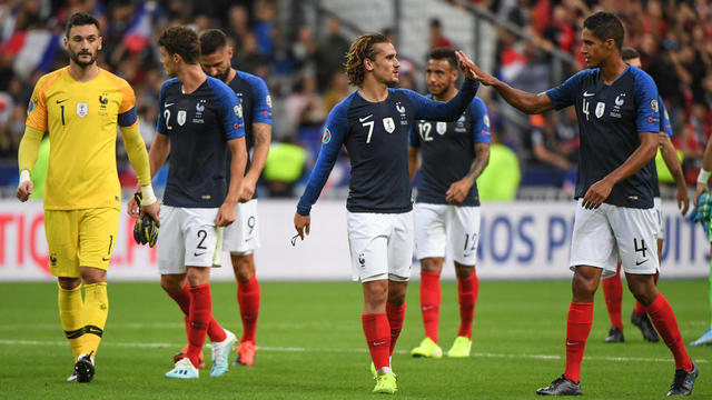 Equipe de France : Les Bleus sur leur lancée contre Andorre