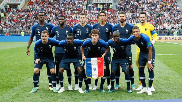 Le Calendrier Euro 2020.Le Calendrier De L Equipe De France En 2019 Www Cnews Fr