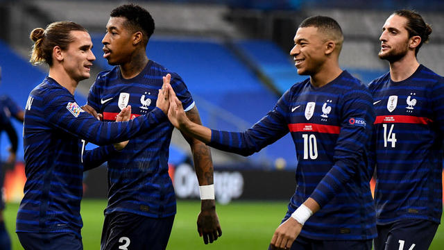 Equipe de France : le calendrier des Bleus en 2021 | CNEWS