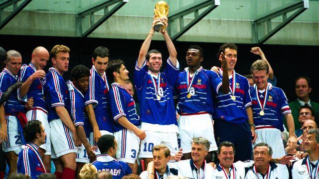 La majeure partie des Champions du monde 1998 sont devenus consultant ou entraîneur.