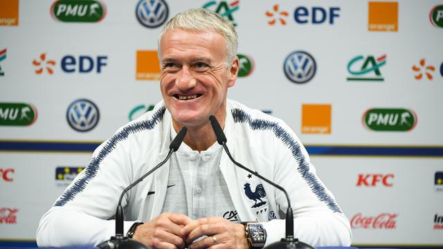 Didier Deschamps doit annoncer la liste des joueurs retenus pour les deux derniers matchs de l'année de l'équipe de France.