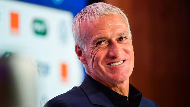 Didier Deschamps a prolongé son contrat à la tête des Bleus jusqu'en 2022.