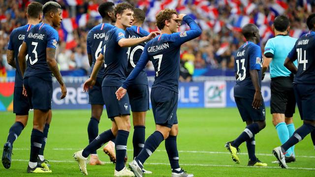 Antoine Griezmann et Kylian Mbappé font partie des certitudes. D'autres, comme Benjamin Pavard, déçoivent.