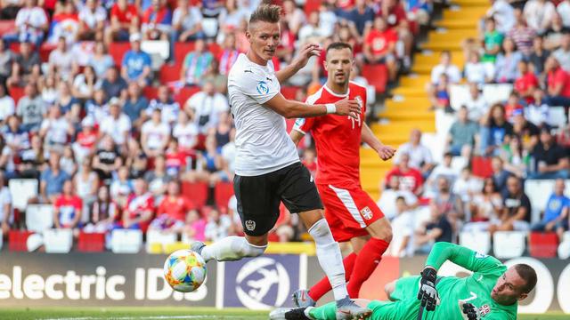 Hannes Wolf avait ouvert le score en première période.