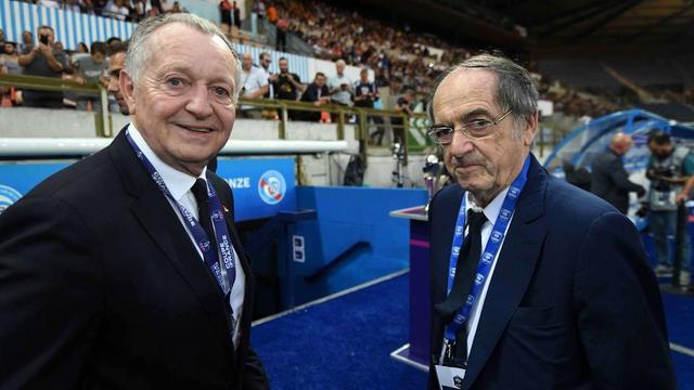 Jean-Michel Aulas craint que l'arrêt des matchs ne devienne «un jouet utilisé par des groupes de supporteurs».