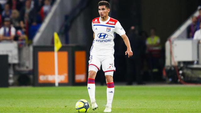 Houssem Aouar et les Lyonnais seront en déplacement à Reims.