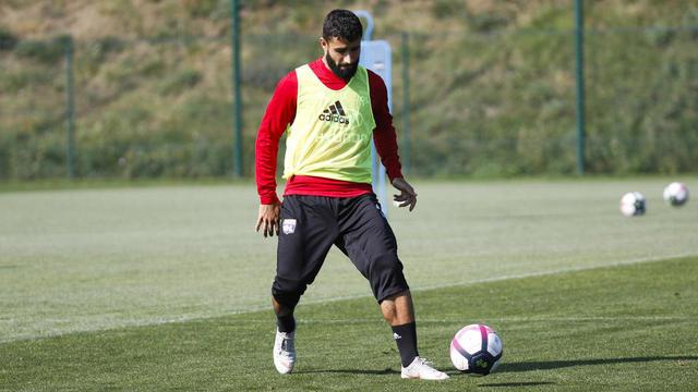 Nabil Fekir doit effectuer son retour face aux Strasbourgeois.