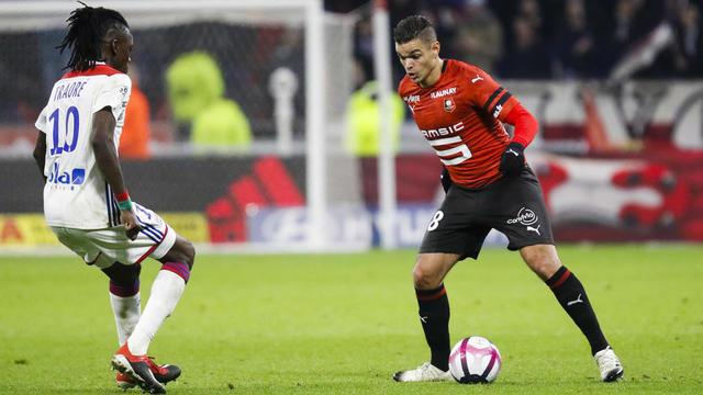 Rennes et Hatem Ben Arfa s'étaient imposés à Lyon au match aller (0-2).