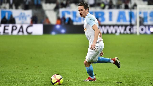 Florian Thauvin et les Olympiens restent sur une série de huit matchs sans victoire.