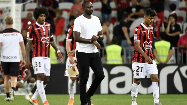 Patrick Vieira et les Niçois ont rechuté avant de se déplacer à Nantes, où la crise couve.