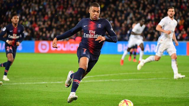 Kylian Mbappé et les Parisiens pourraient décrocher le 8e titre de l'histoire du club.