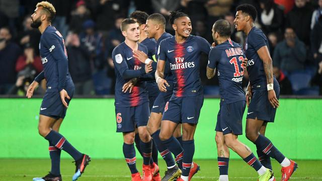 Les Parisiens comptent désormais 15 points d'avance en tête du championnat.