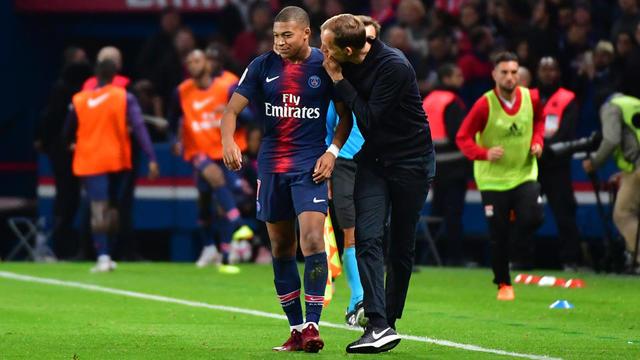 Thomas Tuchel pourrait être contraint d'aligner Kylian Mbappé pour affronter Montpellier.