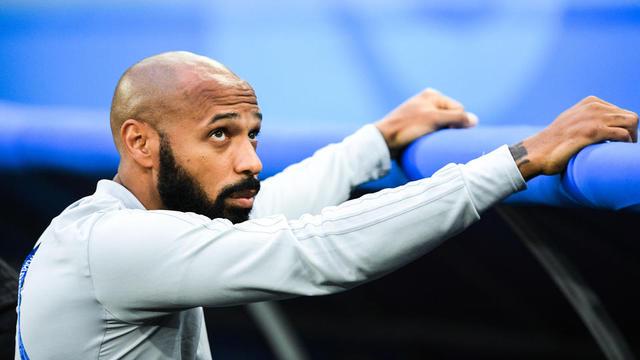 Thierry Henry est à la recherche de sa première expérience comme entraîneur.
