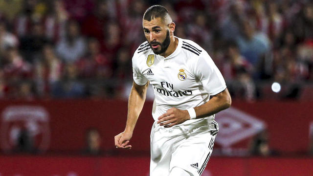 Triple tenant du titre, le Real Madrid de Karim Benzema reçoit la Roma à Bernabeu.