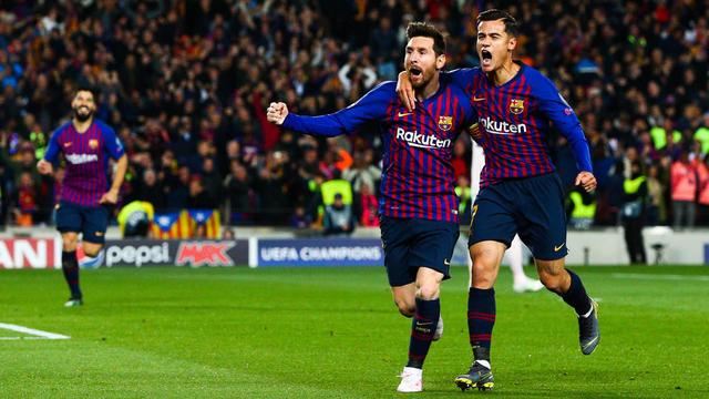 Barcelone et Lionel Messi n'ont plus atteint la finale de la compétition depuis 2015.