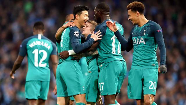 Les Spurs de Tottenham sont dans le dernier carré de la Ligue des champions pour la 1ère fois de leur histoire.