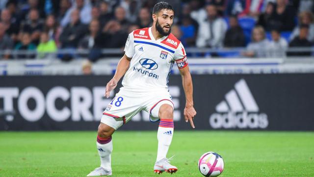 Lyon et Nabil Fékir sont tombés dans un groupe qui paraît à leur portée.