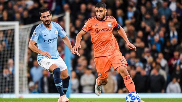 Lyon s'était imposé au match aller grâce notamment à un but de Nabil Fekir.