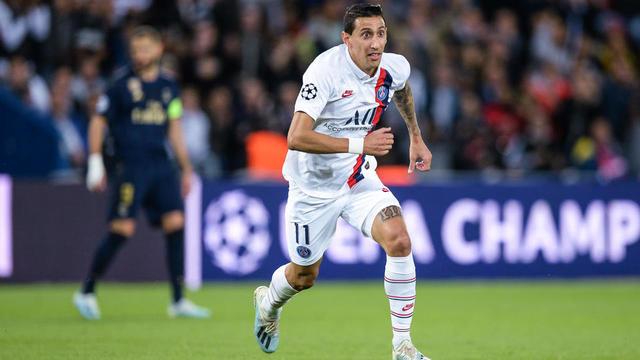 Angel Di Maria est l'un des hommes forts du PSG depuis le début de la saison.