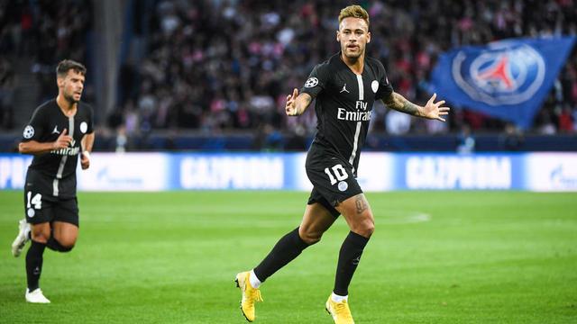 Ligue Des Champions Le Psg Et Neymar écrasent Letoile