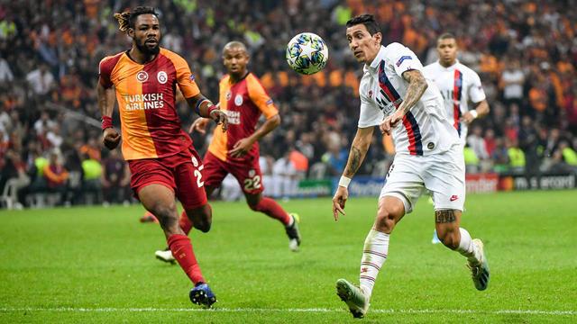 Angel Di Maria et les Parisiens s'étaient imposés au match aller en Turquie (0-1).