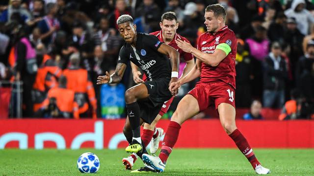 Presnel Kimpembe et les Parisiens s'étaient inclinés au match aller à Anfield.