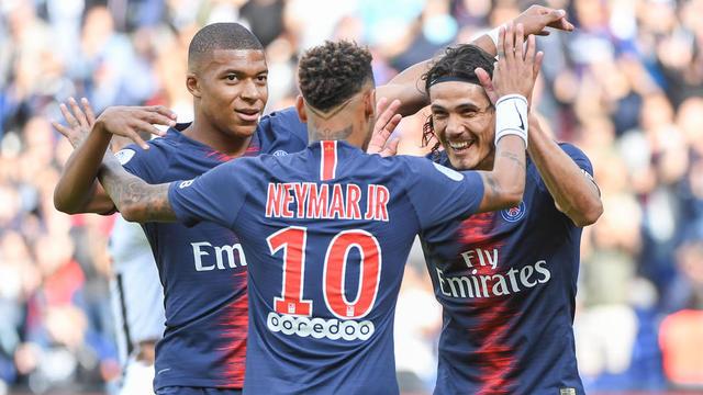 Le PSG misera sur son trio d'attaque Neymar, Kylian Mbappé et Edinson Cavani pour s'extirper du groupe très relevé.