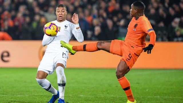 Kylian Mbappé et les Bleus comptent sur une victoire de l'Allemagne contre les Pays-Bas pour espérer se qualifier pour le Final Four.
