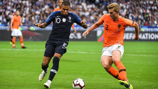 Kylian Mbappé et les Bleus n'ont besoin que d'un match nul pour se qualifier pour la phase finale de la Ligue des nations.