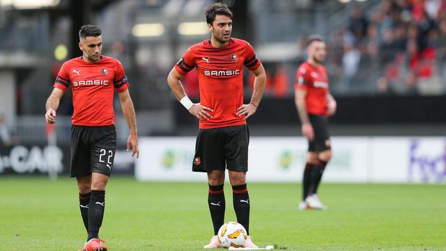 Les Rennais ont remporté leur premier match européen de la saison contre Jablonec.