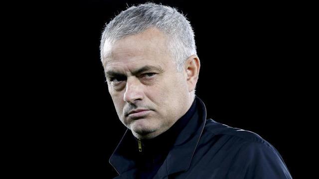 José Mourinho est sans club depuis son renvoi de Manchester United mi-décembre.