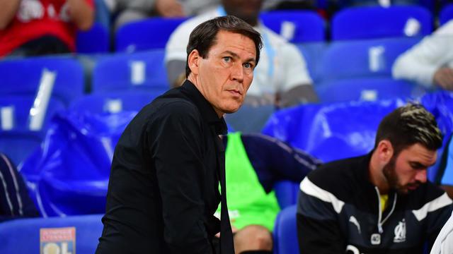Rudi Garcia a signé un contrat de deux ans avec Lyon.