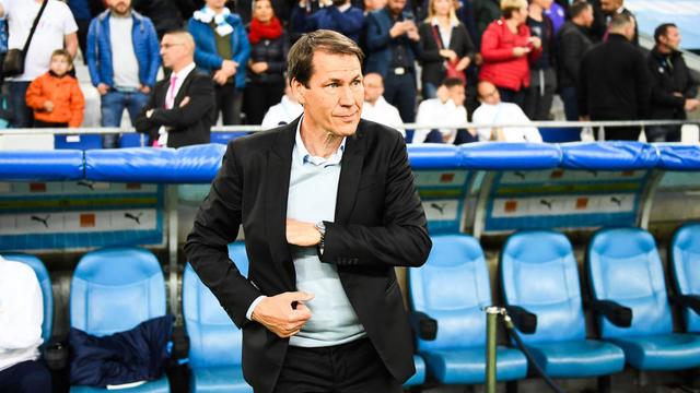 Rudi Garcia devrait quitter Marseille avec 10 millions d'euros dans les poches.