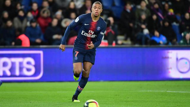 En l'absence de Neymar et Edinson Cavani, le PSG peut compter sur Kylian Mbappé.