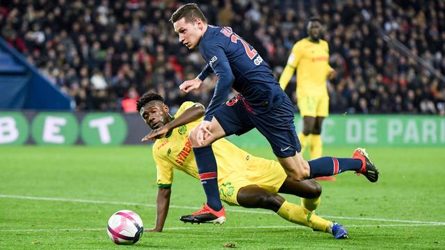 Julian Draxler et ses coéquipiers ont une nouvelle occasion d'être sacrés champion de France.