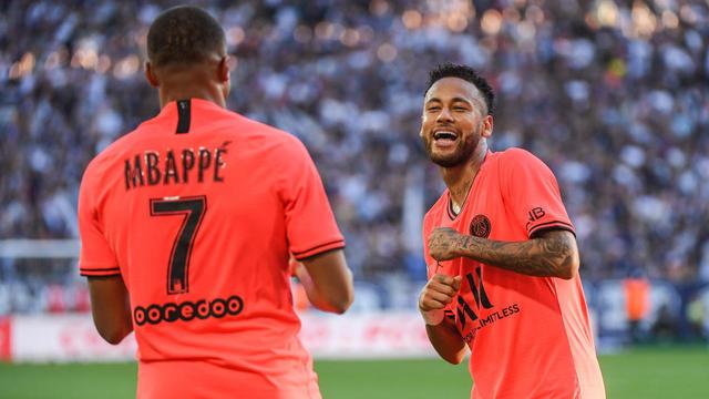 Neymar prend désormais des cours de français.