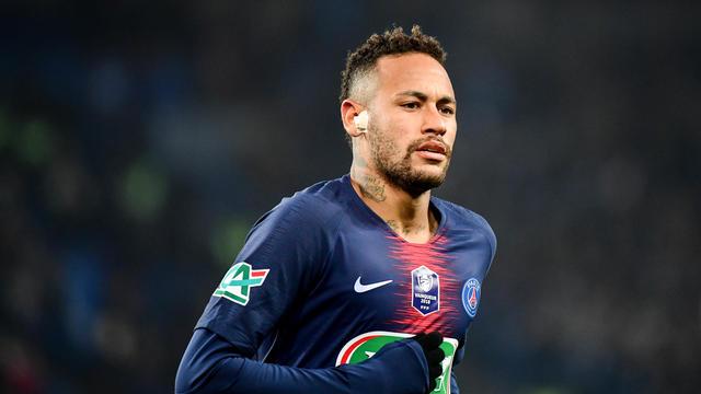 Le retour de Neymar est espéré au mois d'avril.
