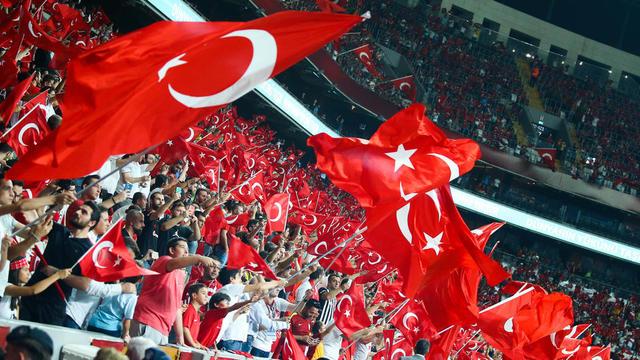 La rencontre opposait le club d'Usakspor à Ergene Velimese.