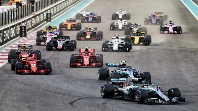 La saison s'achèvera sur le tracé de Yas Marina à Abu Dhabi.