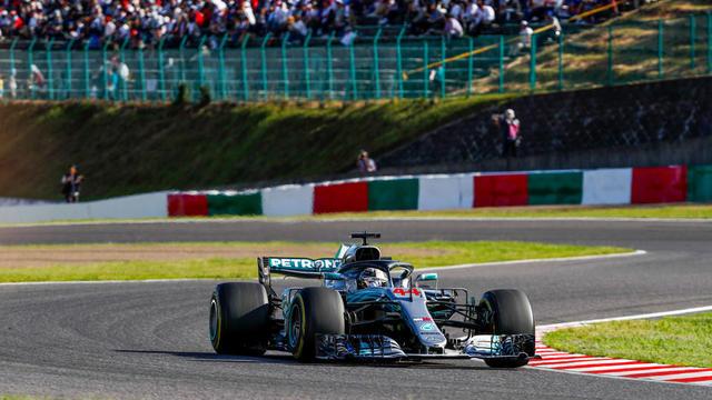 Lewis Hamilton sera sacré à Austin s'il inscrit huit points de plus que Sebastian Vettel.