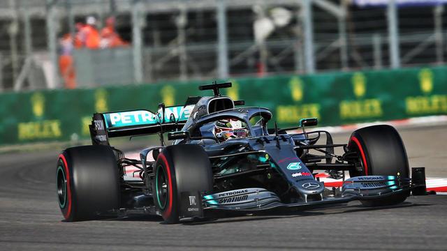 Lewis Hamilton a renoué avec la victoire en Russie.